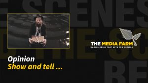 The Media Farm | Show and tell...