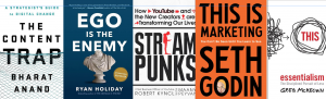 5 books every marketer should read