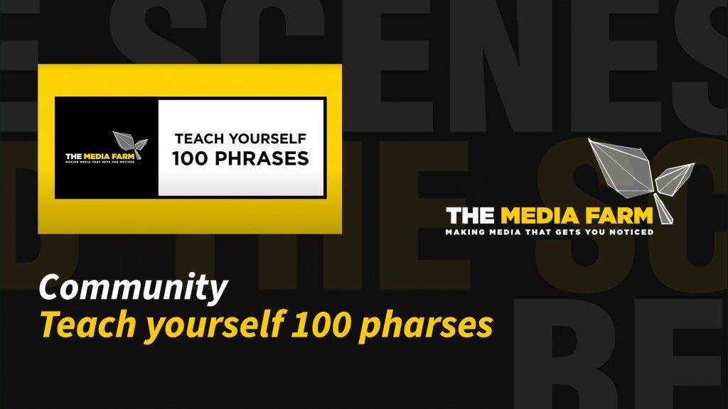 The Media Farm Teach Yourself 100 Setswana Phrases